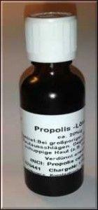- Propolis 100 gr % 50 Lik exrakt