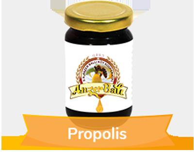 Propolis Katı 50 gr % 95 lik Exrakt, Anzer Balı Kooperatifi